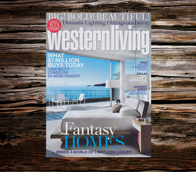 elbow valley dream home western living magazine