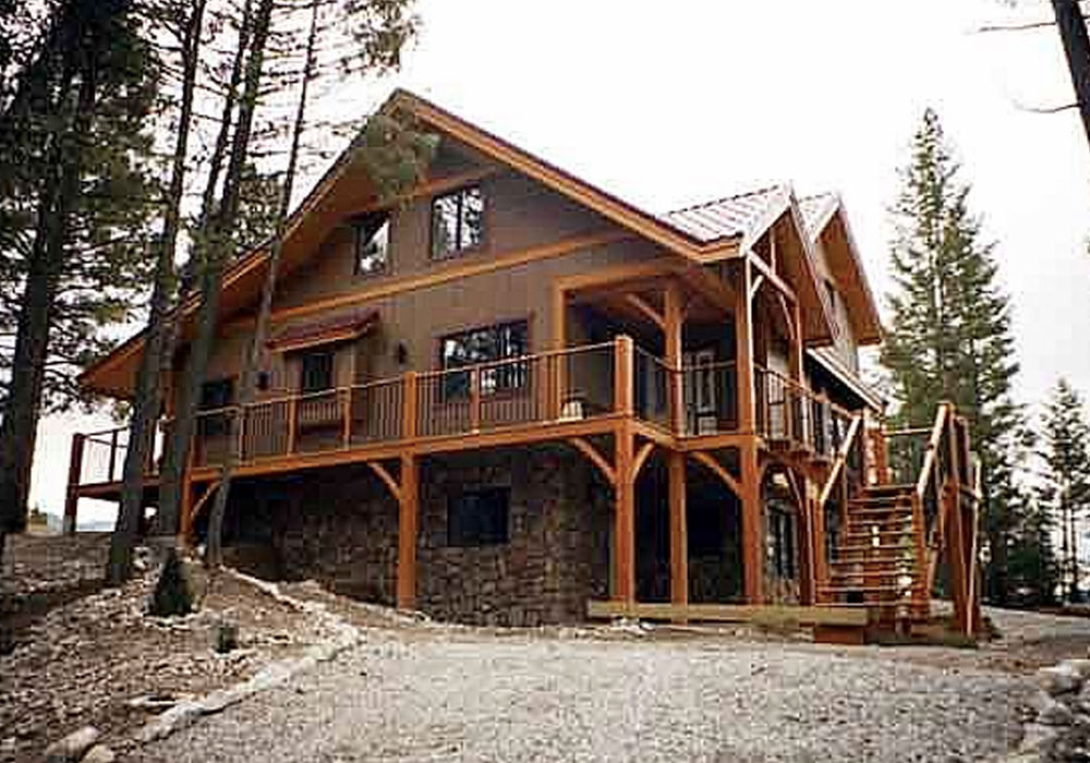 rocky mountain home builder