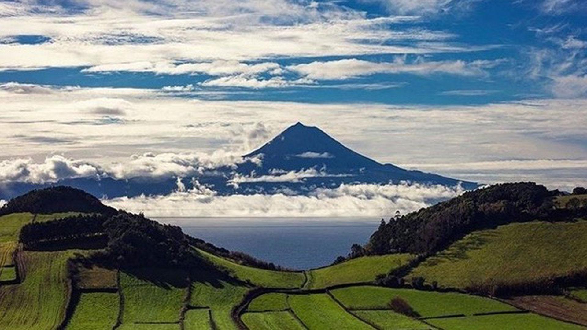 pico islands azores portugal